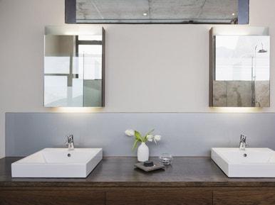 Comment choisir son miroir de salle de bains ? | Leroy Merlin
