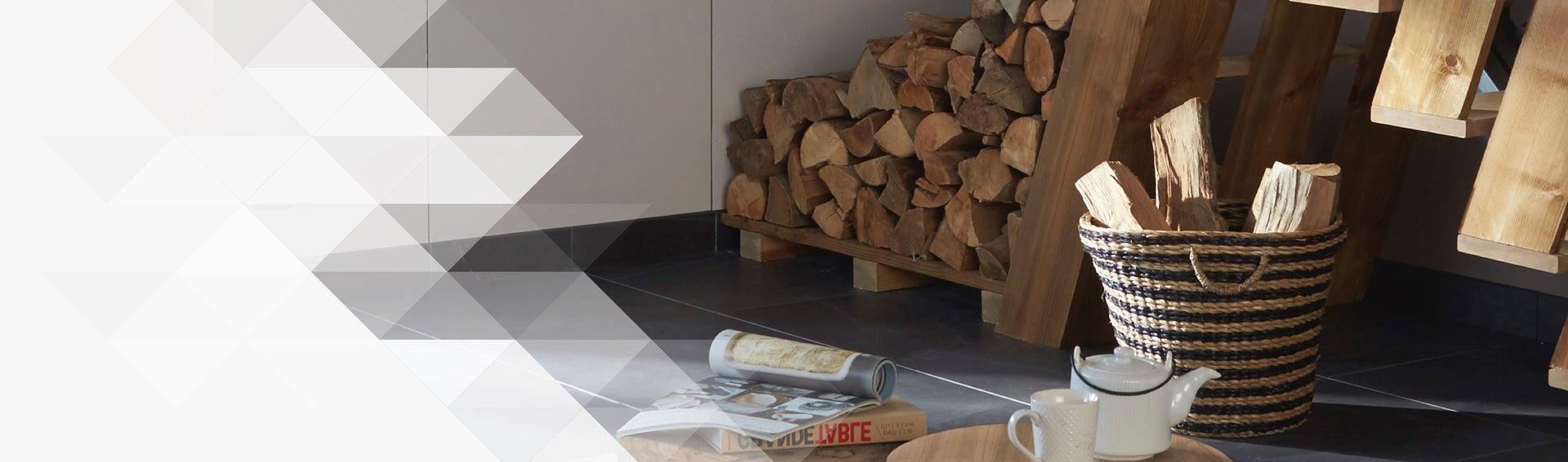 po le bois po le granul s chemin e et bois de chauffage leroy merlin. Black Bedroom Furniture Sets. Home Design Ideas