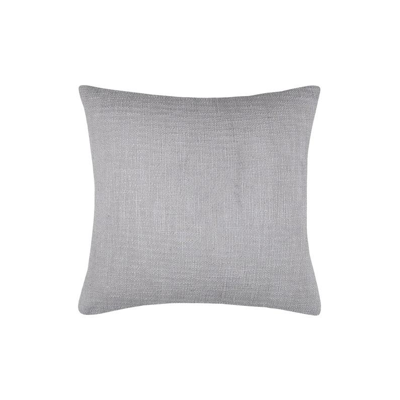 Coussin Venise, gris souris l.45 x H.45 cm