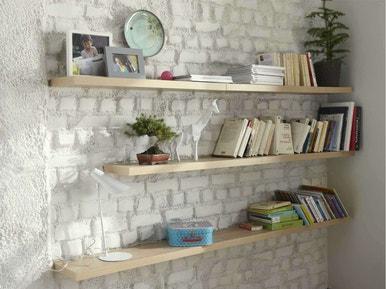 Comment choisir son étagère murale ? | Leroy Merlin