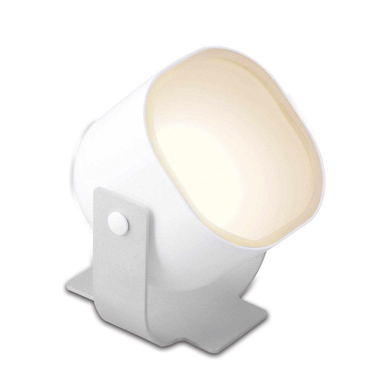 Rgb Spot Led Intégrée Lilas W 810 Lampe Idual Plastique CtdhsQr