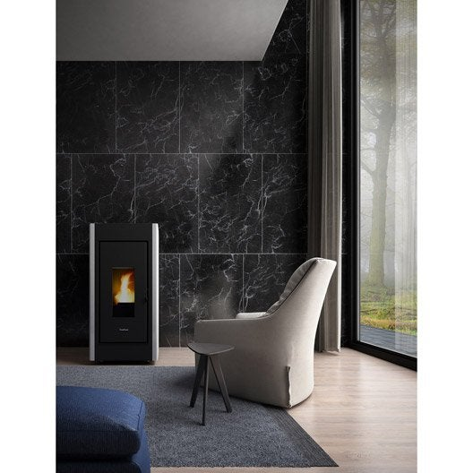 po le granul s po le pellets au meilleur prix leroy merlin. Black Bedroom Furniture Sets. Home Design Ideas