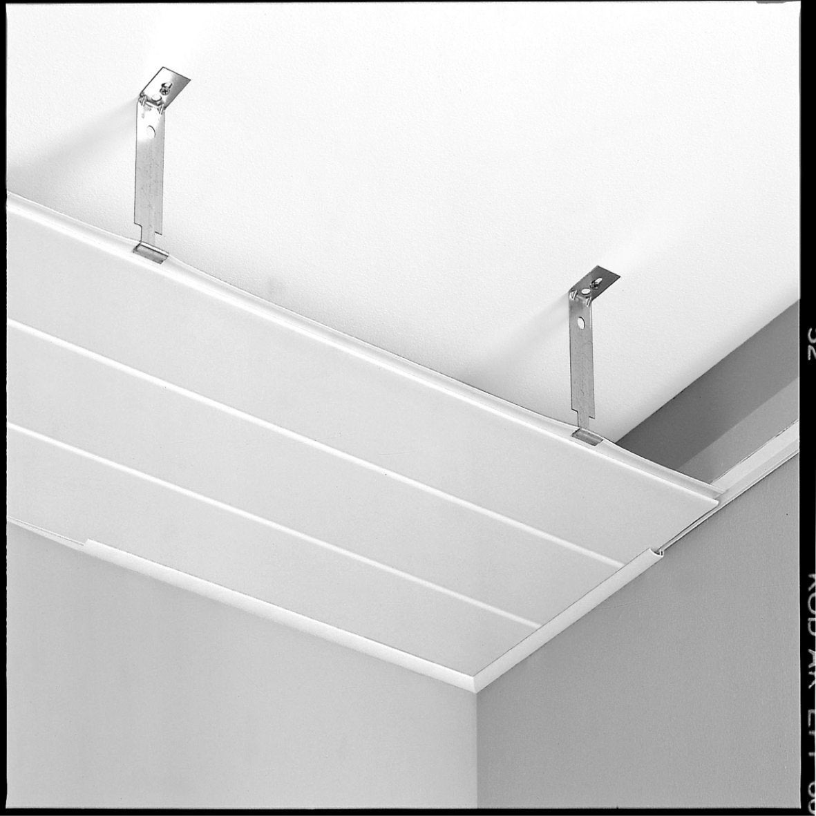 Lot De 10 Suspensions GROSFILLEX PVC, 11.6x21.5x2.7cm