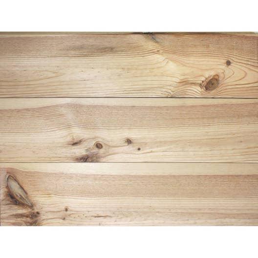 plancher brut en pin maritime long 200cm x larg 16cm x ep 21mm leroy merlin. Black Bedroom Furniture Sets. Home Design Ideas