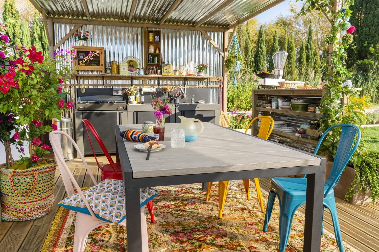 La nouvelle collection de salon de jardin 2019 | Leroy Merlin