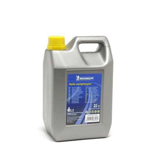 Quelle huile pour compresseur d'air ?
