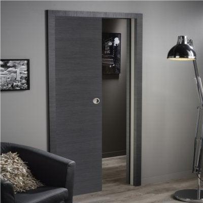 comment choisir sa porte coulissante leroy merlin. Black Bedroom Furniture Sets. Home Design Ideas