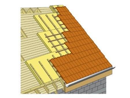 Tout savoir sur l 39 tanch it de la toiture leroy merlin - Comment refaire une toiture ...