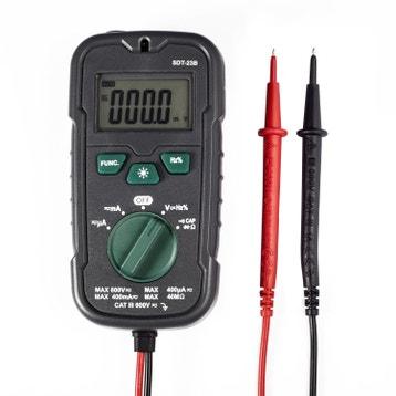 Appareil De Mesure Multimètre Mesure éléctrique Au