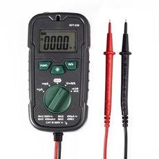 Appareil de mesure multim tre mesure l ctrique au - Multimetre leroy merlin ...