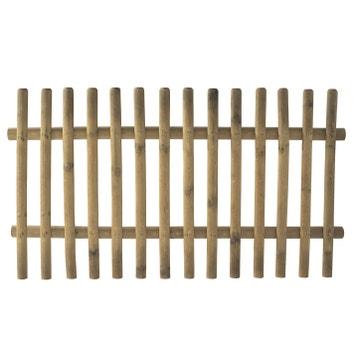 Barrière bois au meilleur prix | Leroy Merlin