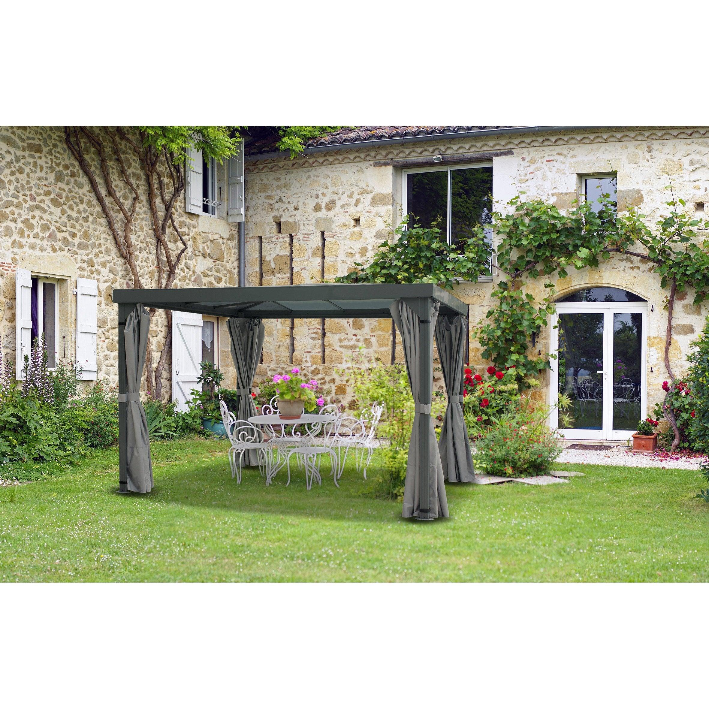 BoisDe Merlin Kiosque Meilleur PrixLeroy Jardin Au 5Ac3qRLS4j