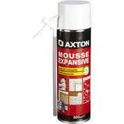 Mousse expansive multi-usages AXTON 500ml