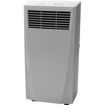 climatiseur mobile climatisation mobile climatiseur reversible leroy merlin. Black Bedroom Furniture Sets. Home Design Ideas