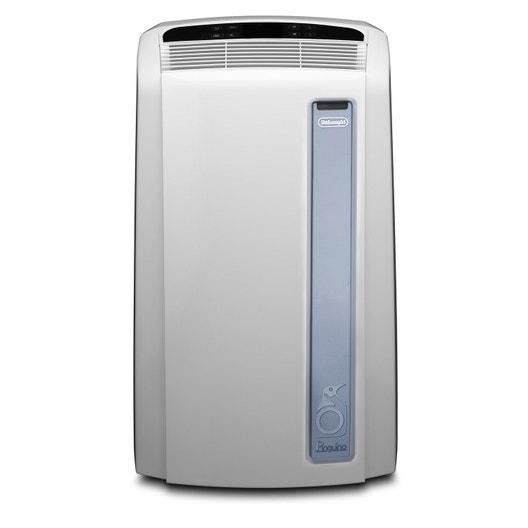 04b013818c5c51 Climatiseur Mobile DELONGHI PAC AN97 2700 W   Leroy Merlin