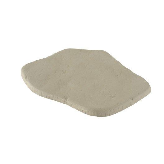 Pas japonais pierre reconstitu e ton pierre cr cy leroy merlin - Pas japonais point p ...