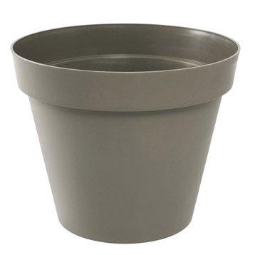 Pot de fleurs jardini re poterie d corative au meilleur prix leroy merlin - Leroy merlin pot de fleur ...