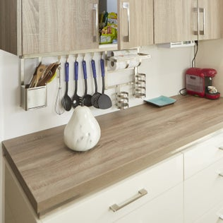 Tout savoir sur le rangement dans la cuisine leroy merlin for Tous les accessoires de cuisine