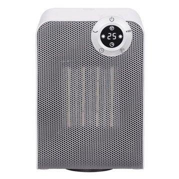 Soufflant céramique salle de bain mobile électrique EQUATION Class gris 1800 W