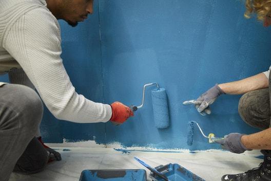 Peindre Un Mur 3h Leroy Merlin