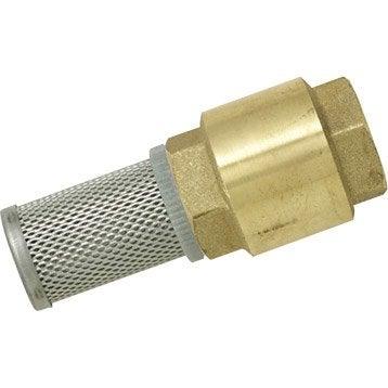 Clapet anti-retour BOUTTE femelle 26x34 mm