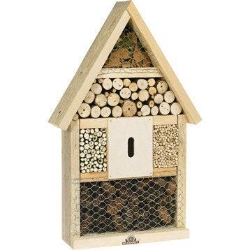 Hôtel à insectes 617123 bois