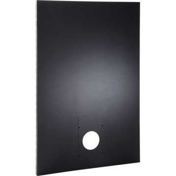 plaque de protection po le plaque de protection murale au meilleur prix leroy merlin. Black Bedroom Furniture Sets. Home Design Ideas