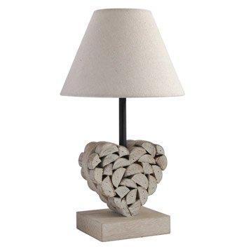 lampe lampe sur pied poser leroy merlin. Black Bedroom Furniture Sets. Home Design Ideas