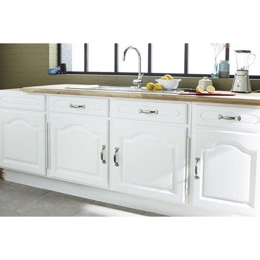 Peinture d colab meuble de cuisine 100 r sist v33 blanc 2 l leroy merlin - Peinture v33 meuble cuisine ...