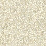 Papier peint toile chinoise blanc et or intissé shine
