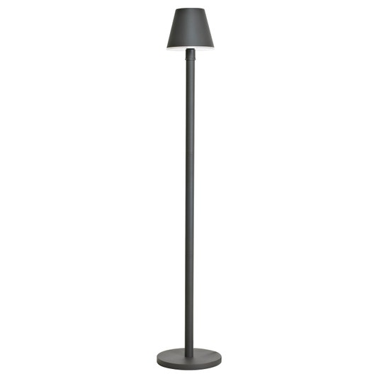 lampadaire ext rieur melbourne led int gr e 12 w 600 lm anthracite inspire leroy merlin. Black Bedroom Furniture Sets. Home Design Ideas