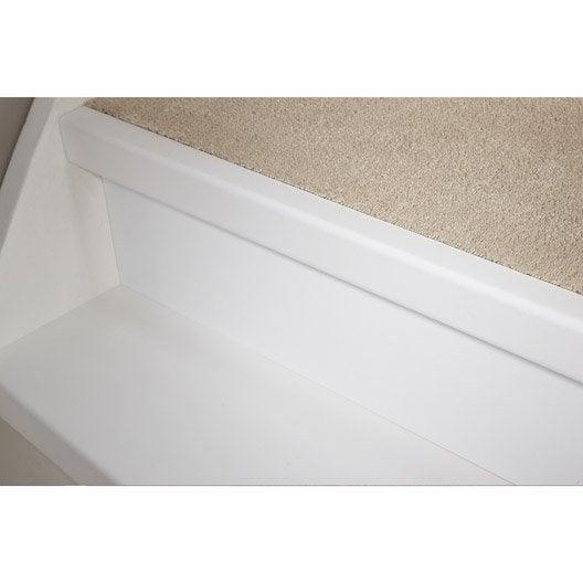 marche r novation pour escalier droit leroy merlin. Black Bedroom Furniture Sets. Home Design Ideas