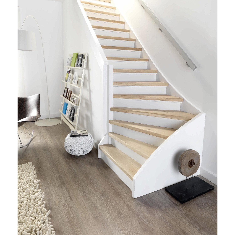 marche rénovation pour escalier 1/4 tournant | leroy merlin