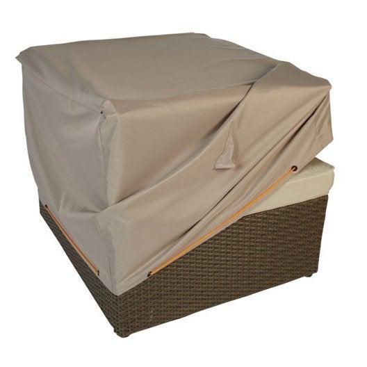Housse de protection pour fauteuil innov axe x x - Housse de protection salon de jardin leroy merlin ...