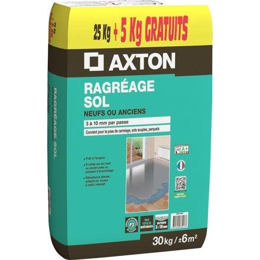 ragr age sol axton 25 5 kg gratuit leroy merlin. Black Bedroom Furniture Sets. Home Design Ideas