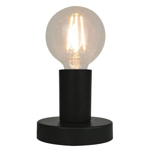 lampe e27 lina sampa helios 60 w leroy merlin. Black Bedroom Furniture Sets. Home Design Ideas