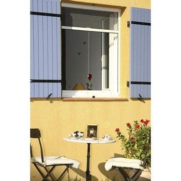 2 moustiquaires pour fenêtre KOCOON à enroulement vertical, 150x125 cm
