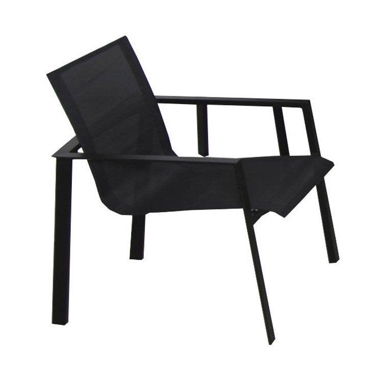 fauteuil de jardin en alu