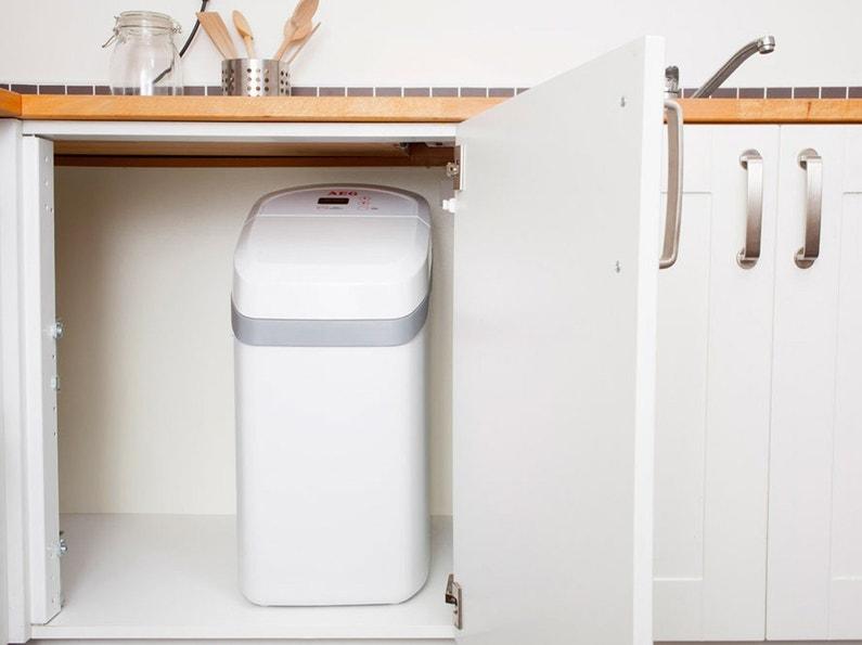 Traitement de l 39 eau et adoucisseur chauffage plomberie leroy merlin - Adoucisseur d eau pour maison ...