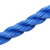 Corde polypropylène torsadée STANDERS Diam.10 mm x L.15 m