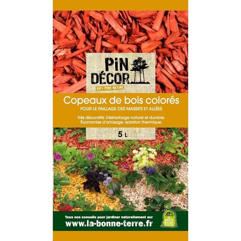 Copeaux De Bois Pin Decor 5 L