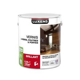 Vernis poutre et lambris LUXENS, 0.75 l, incolore
