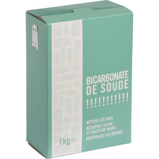 bicarbonate de soude 1kg leroy merlin. Black Bedroom Furniture Sets. Home Design Ideas