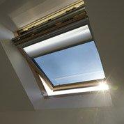 Film adhésif vitrage, antichaleur transparent, L.250 x l.90 cm