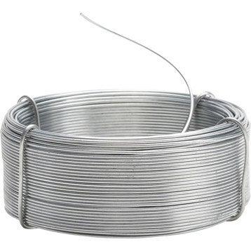 Fil acier STANDERS Diam.1.1 mm x L.50 m