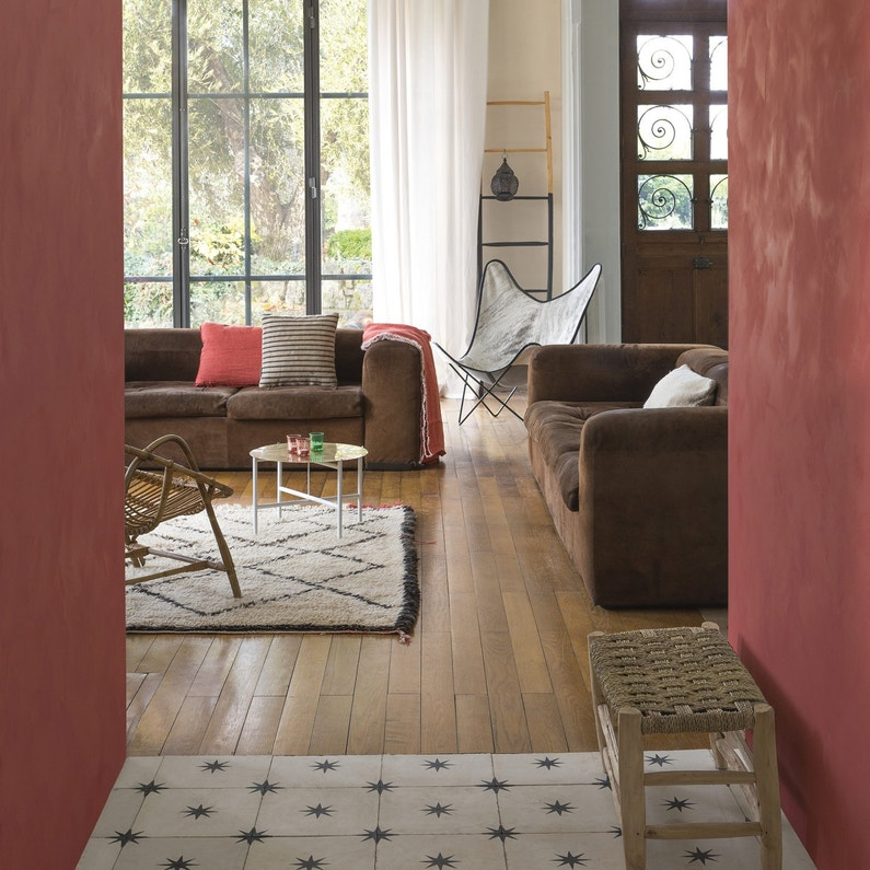peinture effet la chaux maison marocaine maison deco marrakech 2 5 l leroy merlin. Black Bedroom Furniture Sets. Home Design Ideas