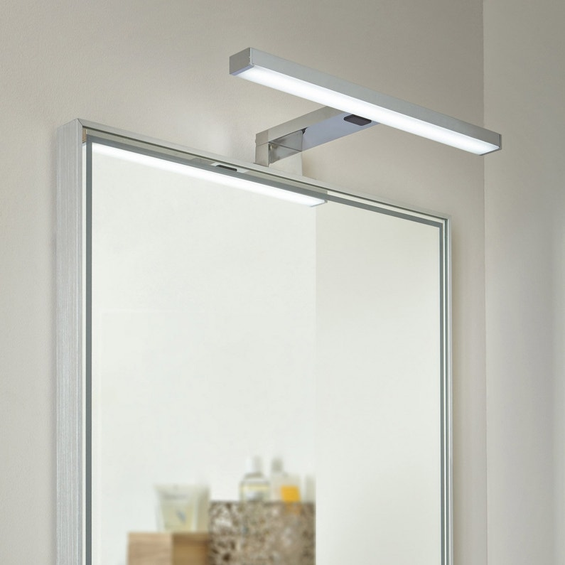 Eclairage Miroir Salle De Bain Leroy Merlin Bright Shadow Online