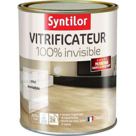 vitrificateur parquet syntilor incolore l leroy. Black Bedroom Furniture Sets. Home Design Ideas