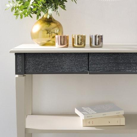 Un meuble relooké avec un effet nacré
