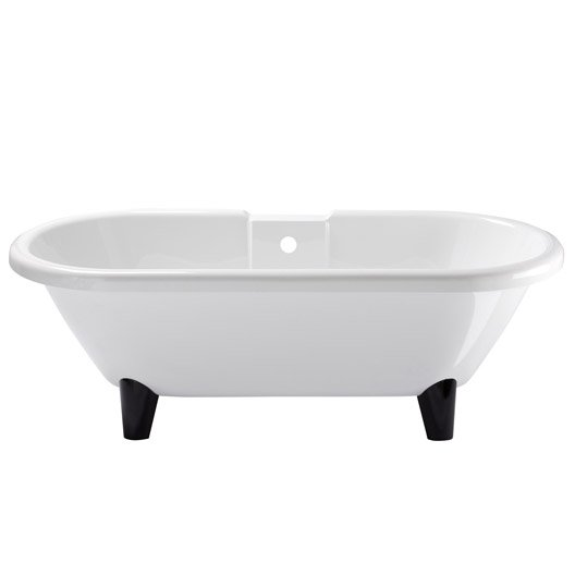 Baignoire lot salle de bains au meilleur prix leroy for Prix baignoire sur pied